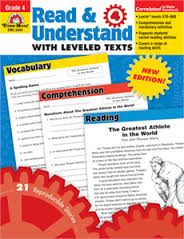 Read and Understand with Leveled Texts, Grade 4