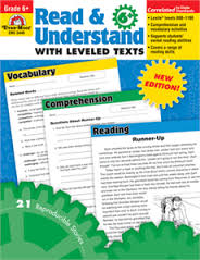 Read and Understand with Leveled Texts, Grade 6+