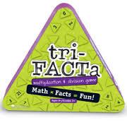 tri-FACTa™ Multiplication & Division Game (BC3, BC4, BC5, BC6)