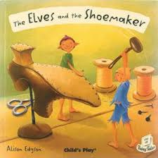 Elves and the Shoemaker ( Flip Up Fairy Tales ) Christmas
