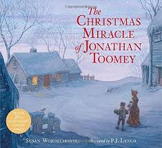 Christmas Miracle of Jonathan Toomey (gift idea)