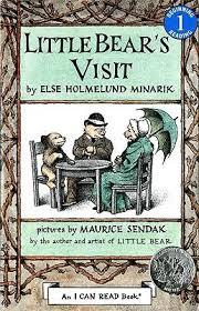 Level 1 Reading: Little Bear's Visit