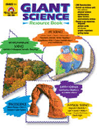 Giant Science Book, (BC3,life science, physical science, space and environment)