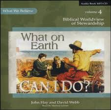 What On Earth Can I Do MP3 Audio CD
