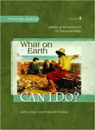 What On Earth Can I Do? Textbook (CP6, BC8, HCOS8)