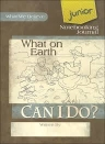 What On Earth Can I Do? Junior Notebook