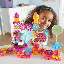 Gears! Gears! Gears!® Sweet Shop Building Set
