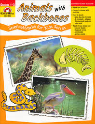 Animals with Backbones, Grades 1-3 FINAL SALE