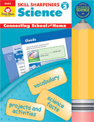 Skill Sharpeners: Science, Grade 2 - Activity Book (hands-on)