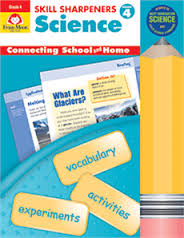Skill Sharpeners: Science, Grade 4 - Activity Book (hands-on)