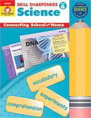 Skill Sharpeners: Science, Grade 6 - Activity Book (hands on)