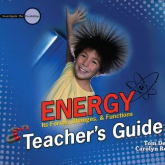 Energy Its Forms, Changes, Functions - Investigate the Possibilities Teachers Guide (Master Books) (Faith-based, BC4)