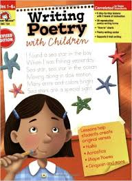 Writing Poetry with Children Evan-Moor (BC2, BC3,BC4, BC5)