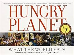 Hungry Planet: What the World Eats (family, diversity, food, health, culture, BC2)