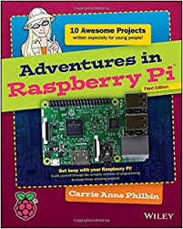 Adventures in Raspberry Pi (BC7) programming concepts
