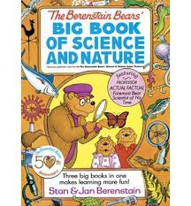 Berenstain Bears' Big Book of Science and Nature (BCK, BC1, BC2)