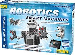 Robotics Smart Machines - Programmable Robots! (Robot, coding, Engineering, BC6, BC7, BC8, BC9)
