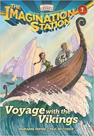 Voyage with the Vikings ( Imagination Station Books #01 )