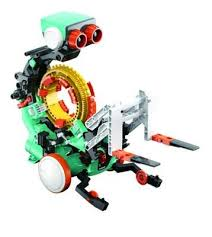 Mech 5 Mechanical Coding Robot (robotics, technology, BC6, BC7, BC8, BC9)