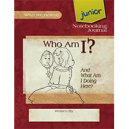 Who Am I? Notebooking Journal JUNIOR (Faith-based, BC1, BC2)