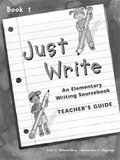 Just Write Book 1 Teacher Guide (BC2)