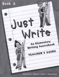 Just Write Book 2 Teacher (BC3)