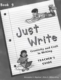 Just Write Book 3 Teacher (BC4)