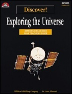 Discover Exploring the Universe Gr 4-6 (BC6)  sale $3.00