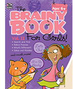 Brainy Book for Girls Volume 2