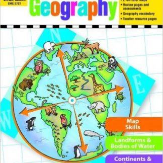 Beginning Geography Gr K-2  Evan-Moor