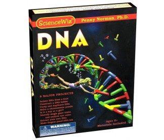 ScienceWiz DNA  Science Kits  ( STEM, BC8, BC9)