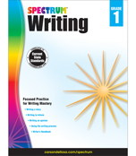 Spectrum Writing Grade 1 (BC1)