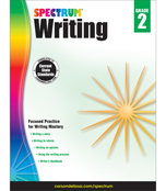 Spectrum Writing Grade 2 (BC2)