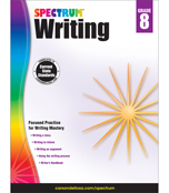Spectrum Writing Grade 8 (BC8)