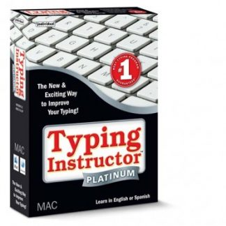 Typing Instructor Platinum (MAC ONLY)