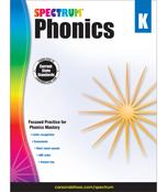 Spectrum Phonics Grade K (BCK)