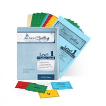 All About Spelling Level 1 Package (BC1)