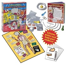 Magic School Bus A Journey Into the Human Body Science Kit (STEM)