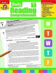 Daily Reading Comprehension 7 Evan-Moor (BC7)