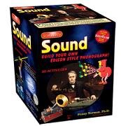 ScienceWiz Sound Science Kits (gift ideas)   STEM, CP1, BC1)