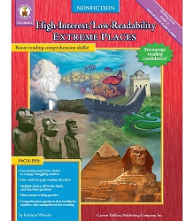 Extreme Places High Interest/Low Readability