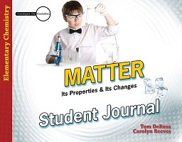 Matter Its Properties and Its Changes Student Journal (Master Books) (Faith-based, BC2, BC3)