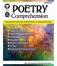 Poetry Comprehension (BC6, BC7, BC8, BC9)