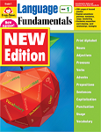 Language Fundamentals Grade 1 - NEW EDITION