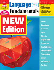 Language Fundamentals Grade 2 - NEW EDITION