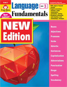 Language Fundamentals Grade 3 - NEW EDITION