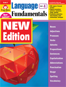 Language Fundamentals Grade 4 - NEW EDITION (BC4)