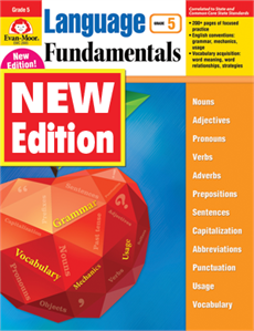 Language Fundamentals Grade 5 - NEW EDITION (BC5)