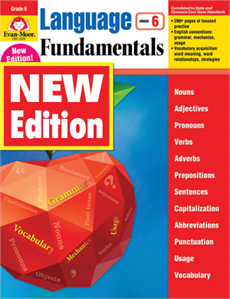 Language Fundamentals Grade 6 - NEW EDITION (BC6)