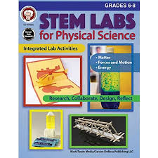 Stem Labs for Physical Science (matter, motion, energy)
